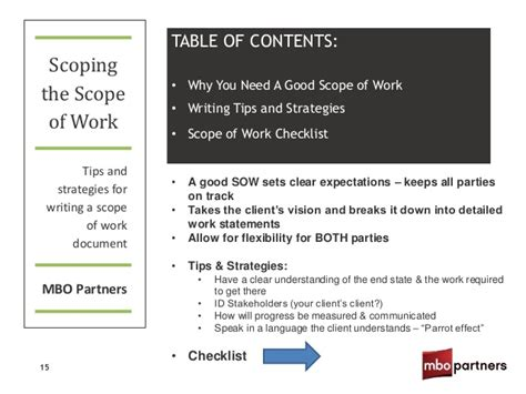 dod sow template the 3 steps to a successful statement of work