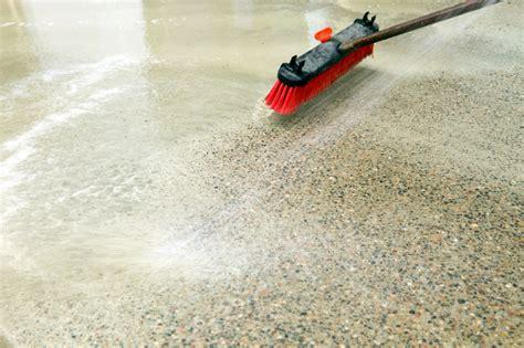 estrich reinigen beton reinigen 187 wie sie bei verschmutzungen vorgehen