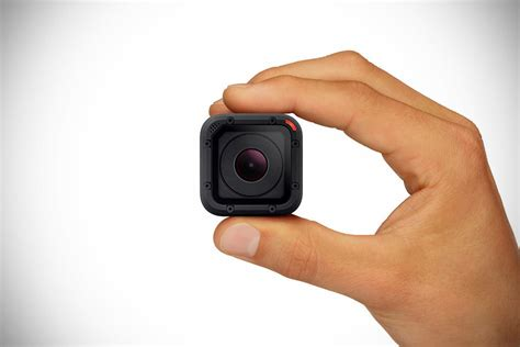Gopro Cube gopro hero4 session the smallest gopro yet takes on a cube form mikeshouts