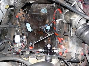 Fuel System Upgrade 7 3 Powerstroke T500 Install With Fuel Bowl Delete Powerstrokenation