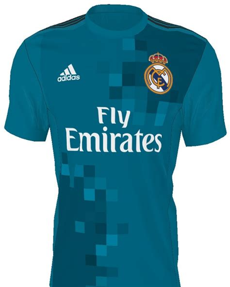 Jersey Real Madrid Away 2018 New Season real madrid 2018 les nouveaux maillots de foot 17 18