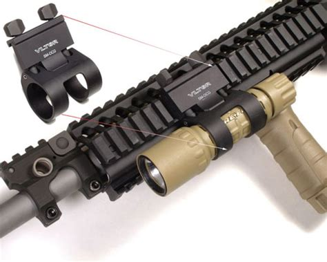 ar 15 tactical light who makes this offset light mount ar15 com