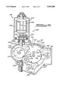 patent us5929588 electric motor system for automobile wiper assembly patents