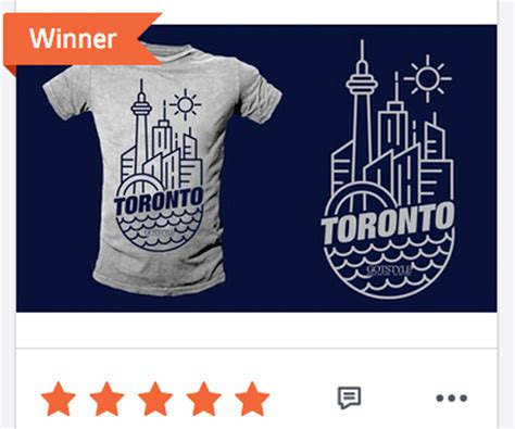 design contest toronto gotstyle loves toronto t shirt design contest winner