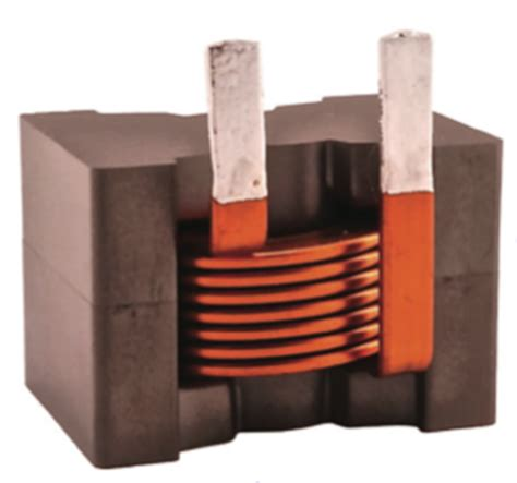 high current high inductance inductors h1000 series flat wire high current inductors on mps industries inc