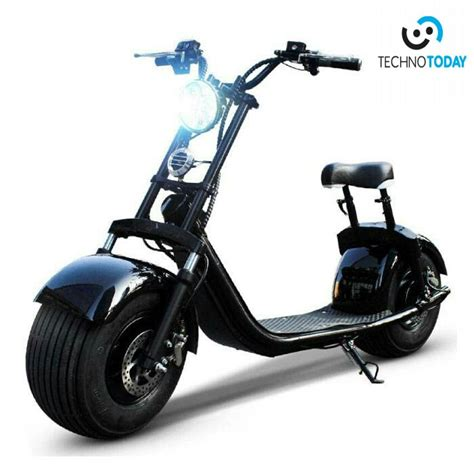 elektrikli scooter kullanma cilginligi technotoday