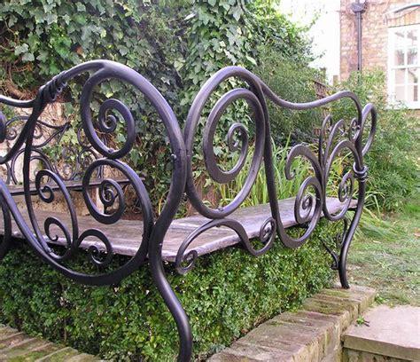 nouveau garden nouveau bench reed sculpture