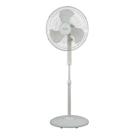 feature comfort fan shop feature comforts 18 quot stand fan at lowes com