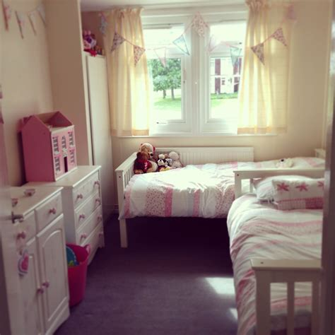 small room decorations this is our twin girls toddler bedroom after changing a