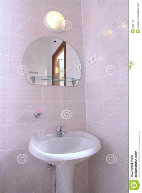 bathroom sink with mirror bathroom sink and mirror royalty free stock photos image