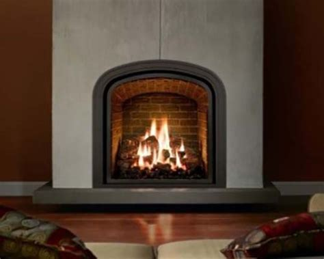 Mendota Greenbriar Zero Clearance Gas Fireplace   NW