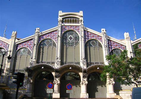 mercado central valencia wikipedia