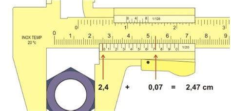 Dijamin Alat Pengukur Panjang Caliper Jangka Sorong Sigmat 15cm cara menghitung jangka sorong