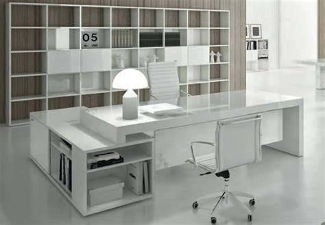 bureau direction blanc bureau de direction block contemporain am 233 nagement de