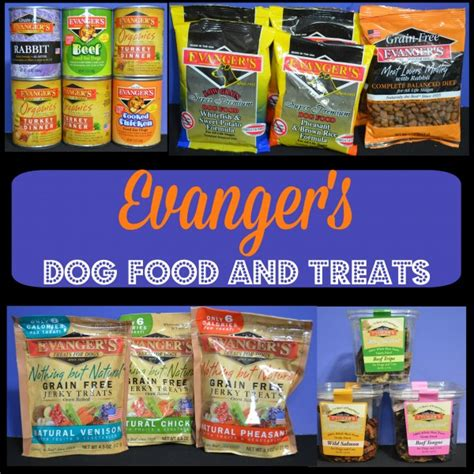 evangers food evanger s food for dogs and treats preservative organic grain free foods treats