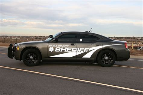 County Sheriff S Office Colorado by Eagle County Sheriff Charger Colorado Subdued Flickr