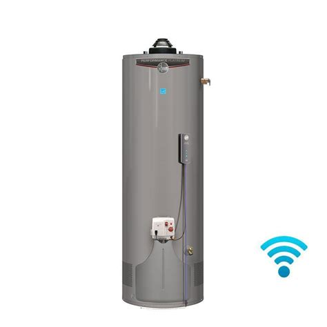 rheem 50 gallon gas water heater 12 year warranty rheem 50 gal tall 6 year 42 000 btu power