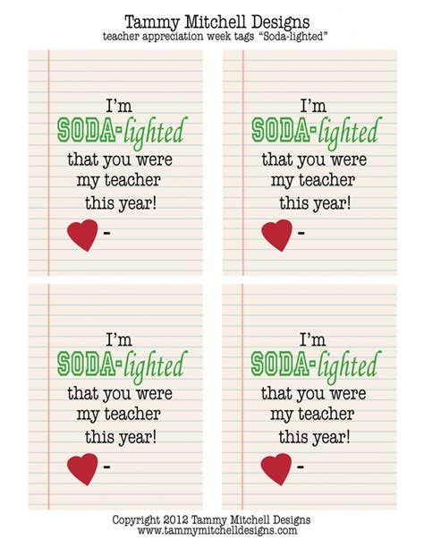 appreciation week card templates make this free printable appreciation week