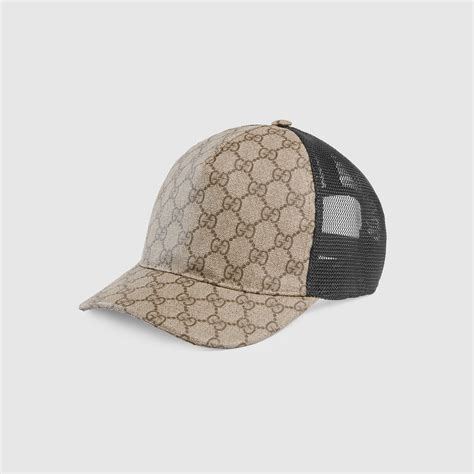 gg supreme baseball hat gucci s baseball caps