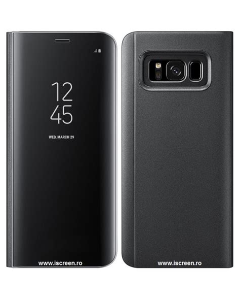 Clear View Cover Samsung J3 Pro clear view cover