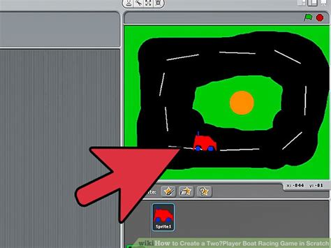how to make a boat game on scratch how to create a two player boat racing game in scratch 11