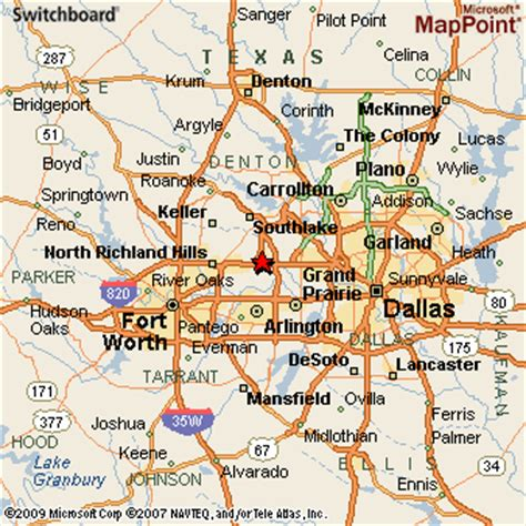 map of euless texas euless texas