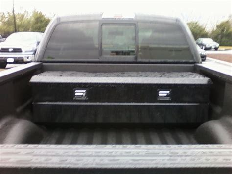 In Bed Truck Tool Box by Bed Box Ford F150 Forum Community Of Ford Truck Fans