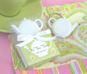 tea bridal shower favors teapot tea keychain measuring wedding bridal shower favors ebay