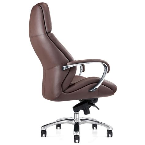 Real Leather Chairs Genuine Leather Office Chair Chairs Model