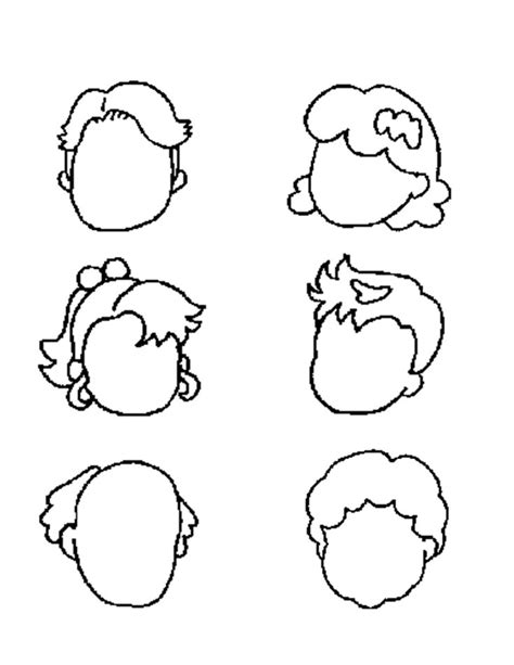blank faces coloring page 20 dabbles babbles gif faces coloring pages faces coloring book faces