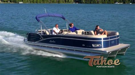 tahoe pontoon boats ratings 2013 pontoon boats tahoe cascade cruise hd 1080 youtube