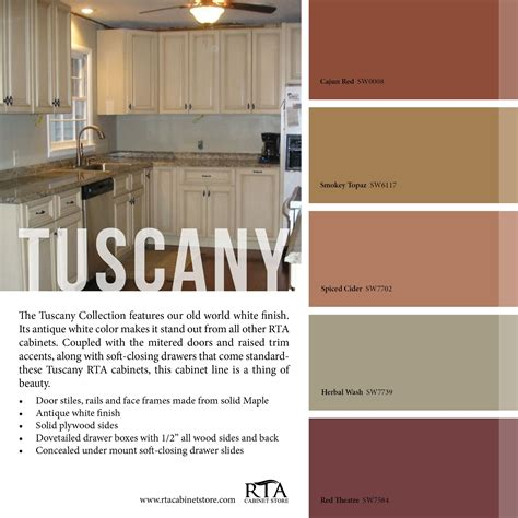kitchen color palette color palette to go with our tuscany kitchen cabinet line