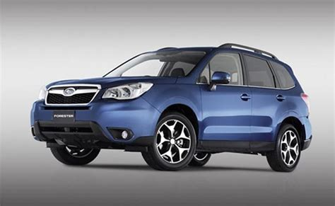 Subaru Philippines Subaru Impreza 2 0i Forester 2 0i Premium Variants Now