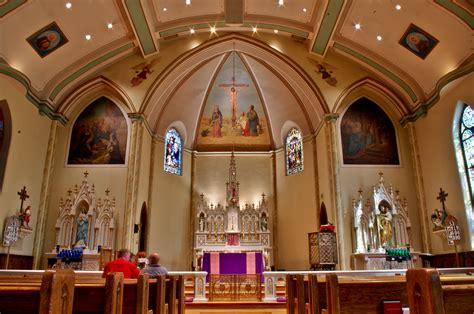 catholic churches in columbus ohio