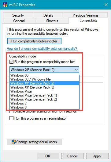 windows 10 compatibility checker tech how to run older programs in windows 10 using