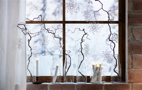 ikea decorations three easy ways to decoration your windows this season