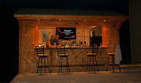 Bar Shed Designs by Outdoor Tiki Bars Uniquegardensheds Roch Uniquegardensheds