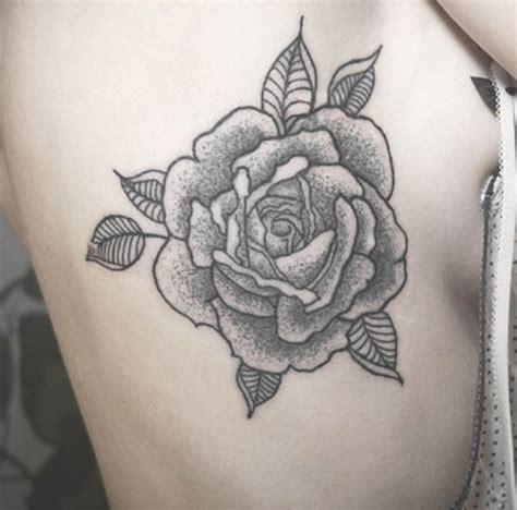 Tattoo Flower Dot   dot work tattoo flower ink me baby pinterest