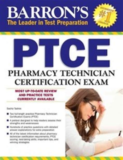 pharmacy technician certification practice question workbook 1 000 comprehensive practice questions 2018 edition books barron s ptce sacha koborsi tadros paperback books