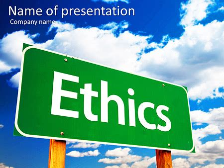 powerpoint templates for business ethics ethics powerpoint template backgrounds id 0000007762