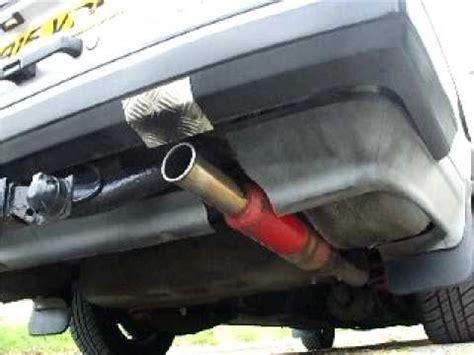 volvo 240 muffler volvo 240 gl with cherry bomb exhaust