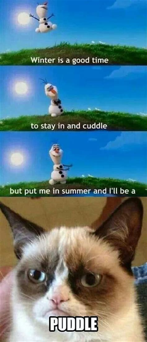 Olaf Meme - quotes frozen top 15 most funniest frozen quotes
