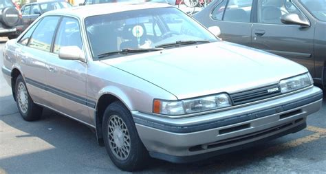 mazda country of origin file 1991 92 mazda 626 hatchback jpg wikimedia commons