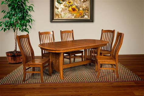 Amish Dining Room Sets by Dining Room Sets Amish Furniture Madison