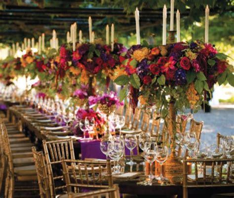 2013 fall weddings archives weddings romantique - Fall Decorations For Wedding Reception