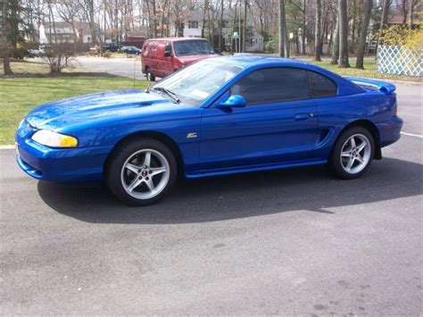 best car repair manuals 1994 ford mustang lane departure warning my94pony 1994 ford mustang specs photos modification info at cardomain