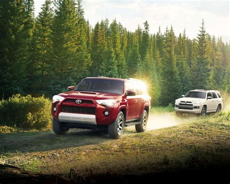 Toyota 4runner Review 2017 Toyota 4runner Review