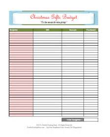 Free Budget Templates Printable by Free Printable Budget Worksheets Or Print