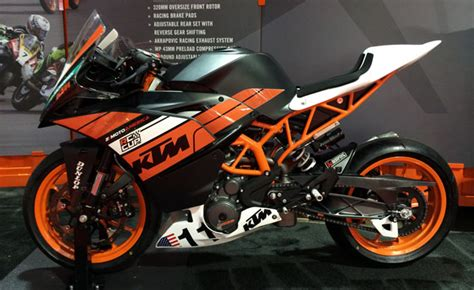 Ktm Motorcycle Pictures Ktm Announces New Details Of 2015 Motoamerica Ktm Rc Cup