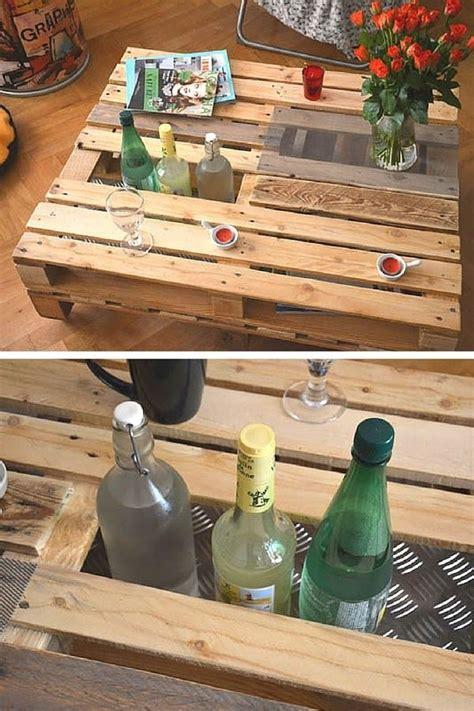 Tables Basses En Palettes by Les 25 Meilleures Id 233 Es De La Cat 233 Gorie Table Basse
